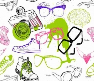 Fototapety HIPSTERS hipsters 8633 mini
