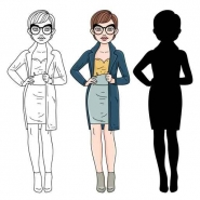 Fototapety HIPSTERS hipsters 8637 mini