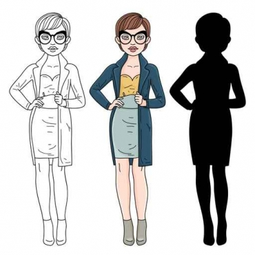 Fototapety HIPSTERS hipsters 8637