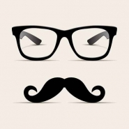 Fototapety HIPSTERS hipsters 8638 mini