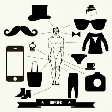 Fototapety HIPSTERS hipsters 8640
