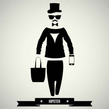 Fototapety HIPSTERS hipsters 8641