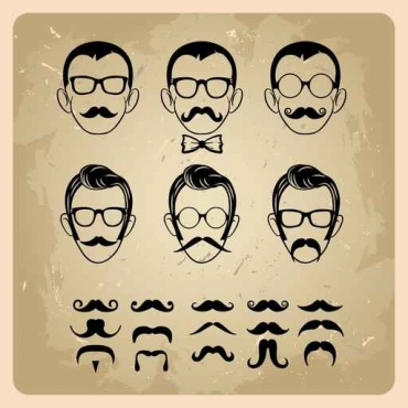 Fototapety HIPSTERS hipsters 8646