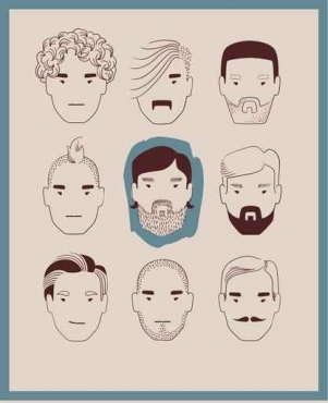 Fototapety HIPSTERS hipsters 8657