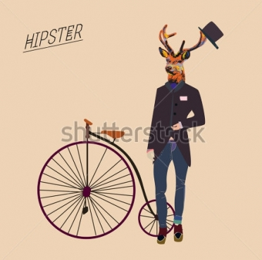 Fototapety HIPSTERS hipsters 8662