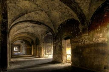 Fototapety ARCHITEKTURA tunele 9155