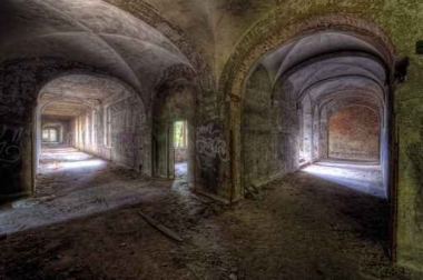 Fototapety ARCHITEKTURA tunele 9159