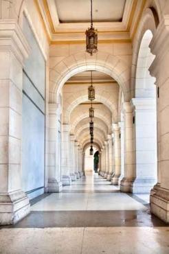 Fototapety ARCHITEKTURA tunele 9161
