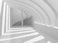 Fototapety ARCHITEKTURA tunele 9166 mini
