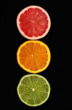 Fototapety DO KUCHNI owocowy koktajl 9445