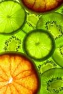 Fototapety DO KUCHNI owocowy koktajl 9454 mini
