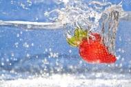 Fototapety DO KUCHNI owocowy koktajl 9455 mini
