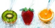 Fototapety DO KUCHNI owocowy koktajl 9456 mini