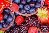 Fototapety DO KUCHNI owocowy koktajl 9468 mini