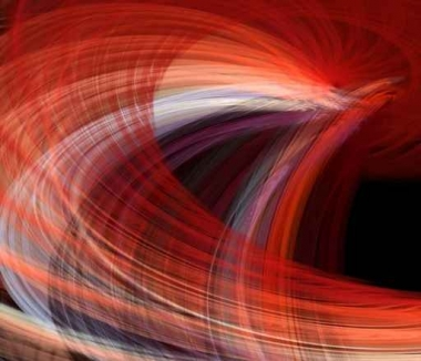 Fototapety GRAFICZNE dym 9772