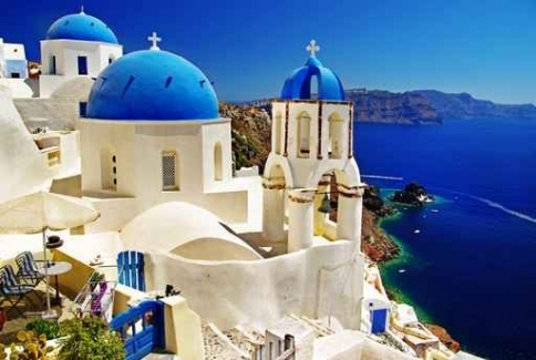 Fototapety GRECJA grecja 9868-big