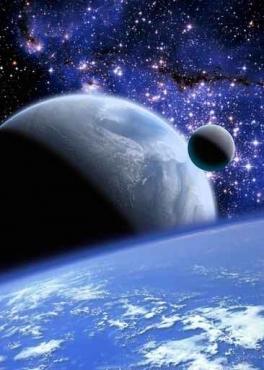 Fototapety KOSMOS planety 9874