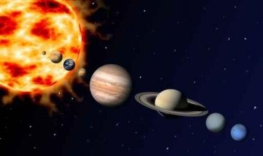 Fototapety KOSMOS planety 9889