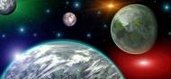 Fototapety KOSMOS planety 9900 mini