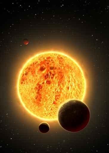 Fototapety KOSMOS planety 9901-big