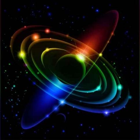 Fototapety KOSMOS planety 9903-big