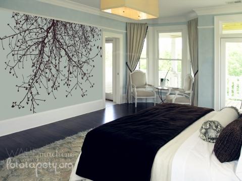 galeria: Fototapety do sypialni